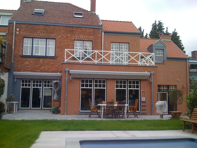 Extension D 39 Une Habitation Woluw Saint Pierre Gregory